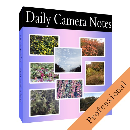 Daily Camera Notes Pro