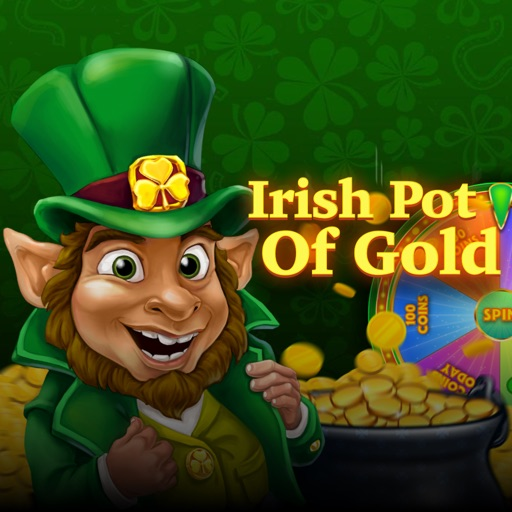 Irish Pot Of Gold