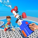 Water Park Shooting Clash 3D