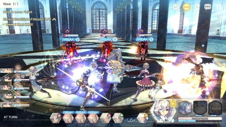 Exos Heroes screenshot-5