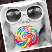 Colorful-photo splash editing