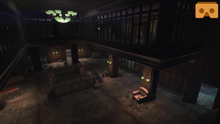 VR Cursed Night