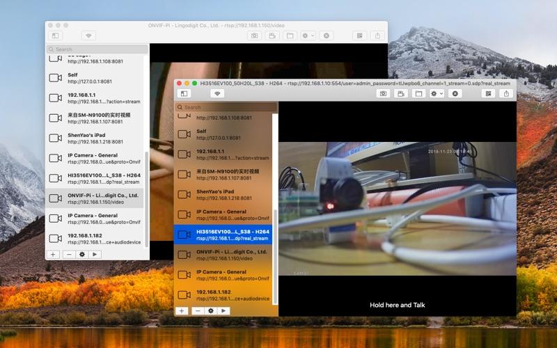 IP摄像头 - 将您的设备变成IP摄像头 for Mac