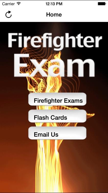 Firefighter Exam Prep