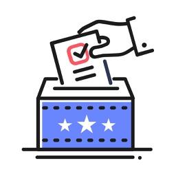 Ballotics Electoral Data & Map