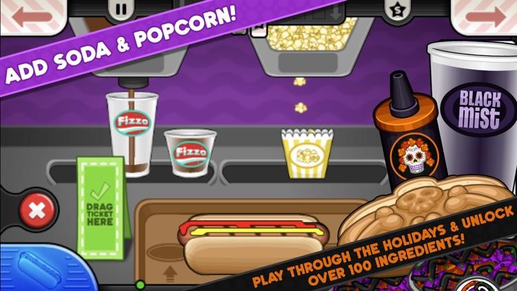 Papa's Hot Doggeria To Go! screenshot-3