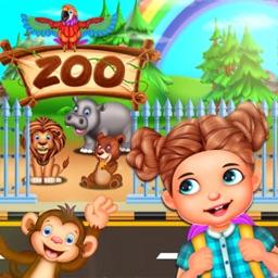 Emma School Trip To Zoo