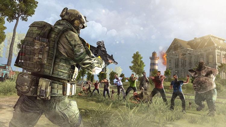 Z War: Rescue The Survival screenshot-4