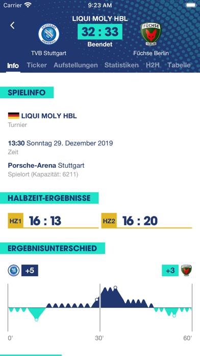 messages.download LIQUI MOLY Handball-Bundesliga software