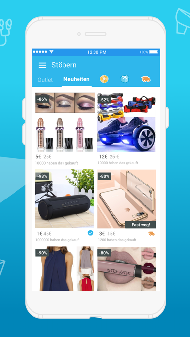 messages.download Wish - Smart Shoppen & Sparen software