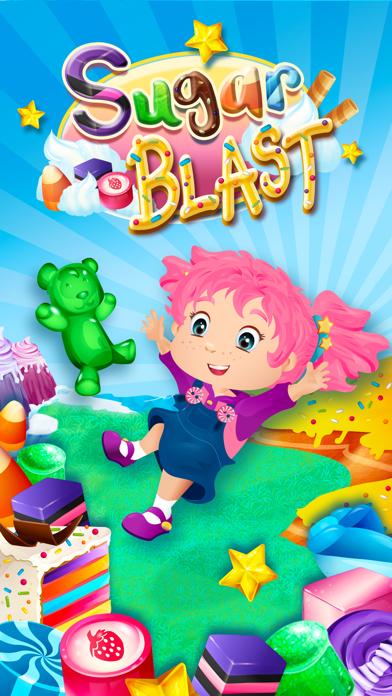 Sugar Blast: Sweet Collapse screenshot 5