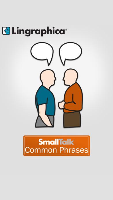 SmallTalk Common Phrases screenshot one