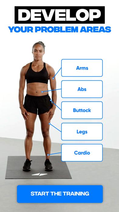 Fitness Coach Screenshot