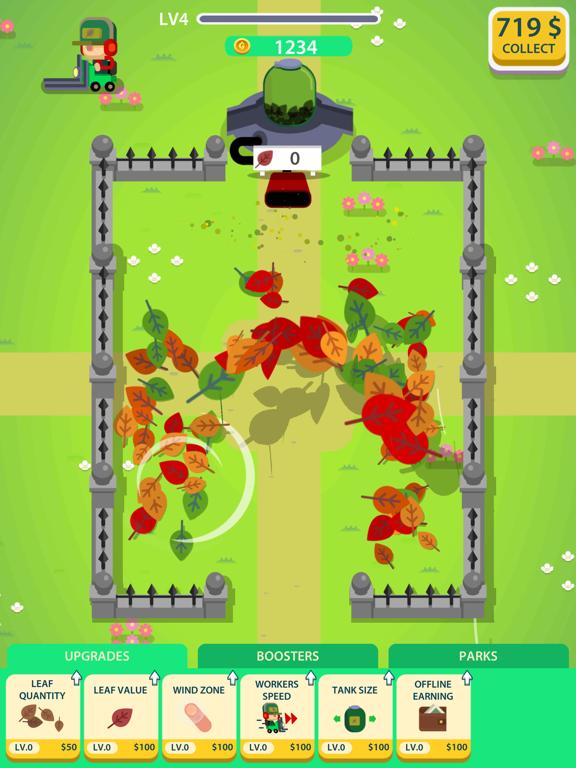 Leaf Factory Idle screenshot 5