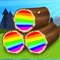 App Icon for Idle Lumberjack 3D App in Belgium IOS App Store