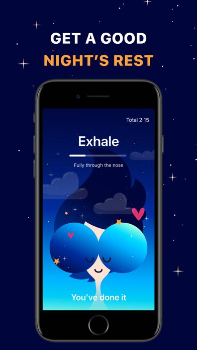 Sleep With Me: Fall Asleep App Screenshot