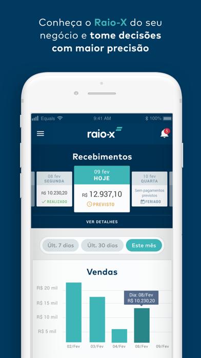 Raio-X screenshot one
