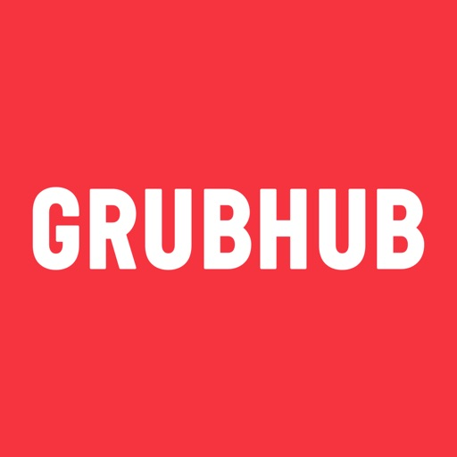 Grubhub: Local Food Delivery Icon