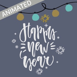 Happy New Year 2021 Animated