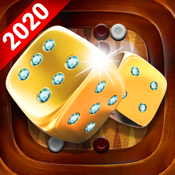 Backgammon Live – Free board games with friends icon