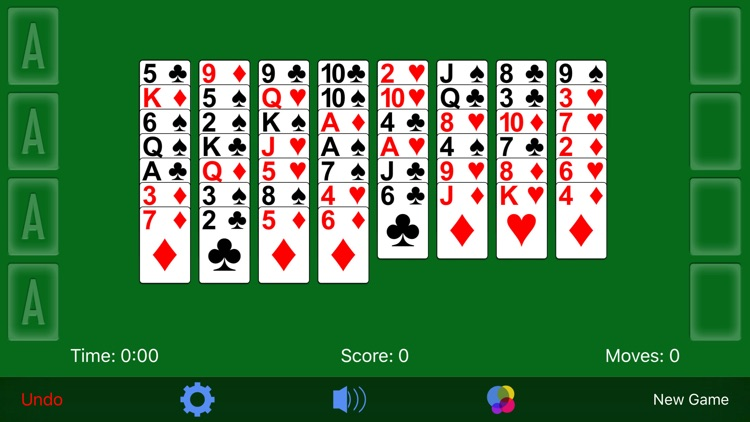 FreeCell· screenshot-2