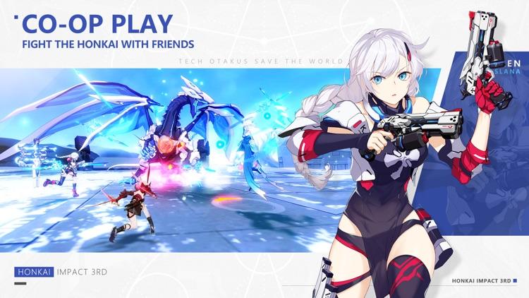 Honkai Impact 3rd screenshot-3
