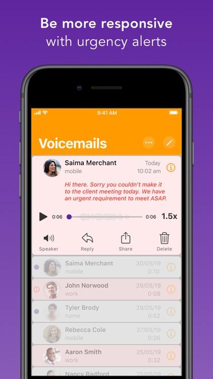 Spark Voicemail screenshot-5