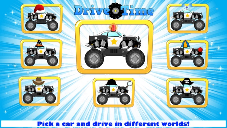 Police Car Games for Driving screenshot-4