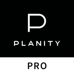 Planity Pro pour téléphone