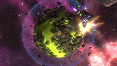 Скриншот №1 к Orbital InvadersGalaxy Attack