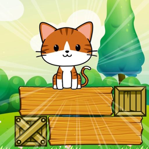 Kitty Drop Cat Save