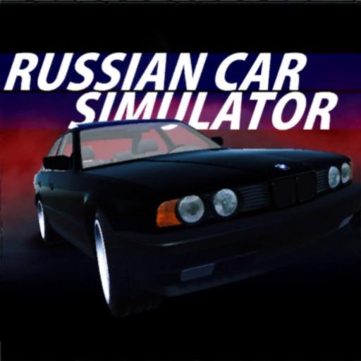 RussianCar: Simulator icon