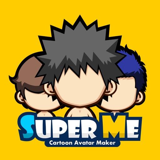 SuperMe-Cartoon Avatar Maker