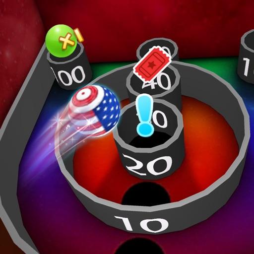 Roller Ball 3D : Skee Ball