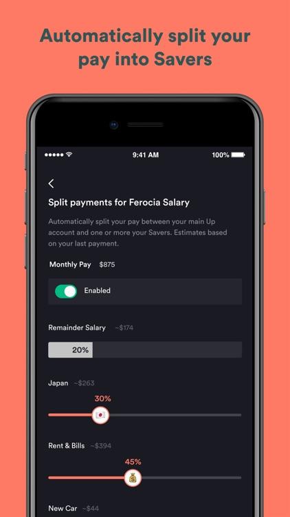 Up — Super Powered Banking screenshot-6