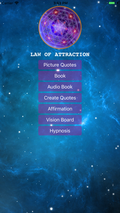 Law of Attraction Collection Screenshots