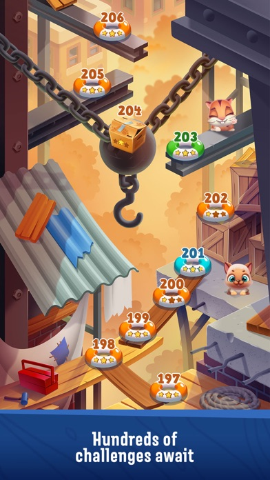 Pet Rescue Puzzle Saga Screenshot 3