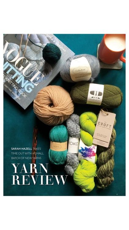 Knitting Magazine screenshot-3