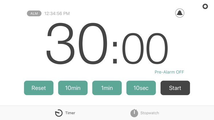 LiteTimer screenshot-3