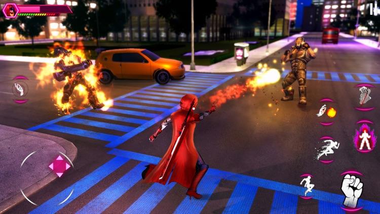Grand Superhero Justice Sim screenshot-4