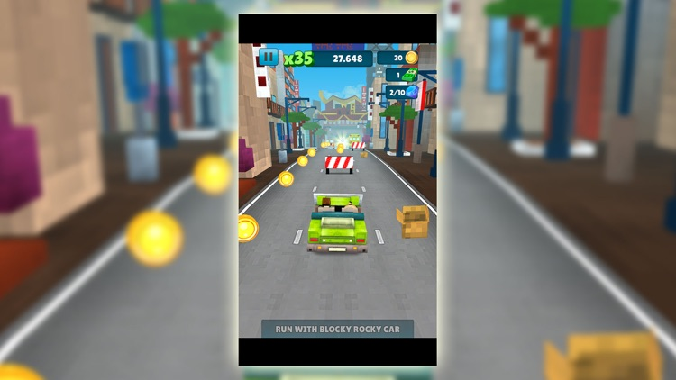 Robber Race Escape: Getaway! screenshot-3