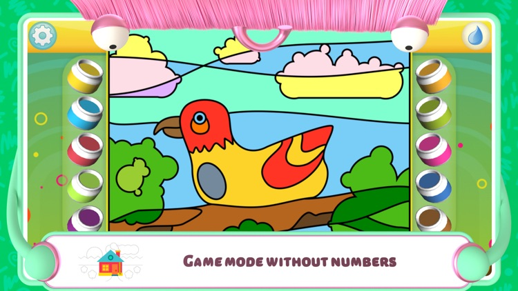 Color by Numbers - Animals screenshot-5