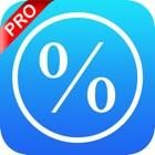 % Prozentsatz Rechner Pro icon