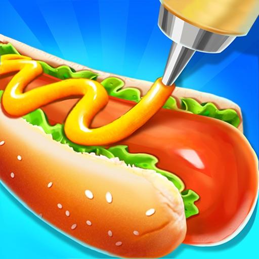 Food Games: Street Cooking