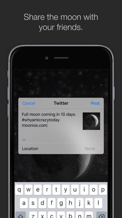 MOON - Current Moon Phaseのおすすめ画像4