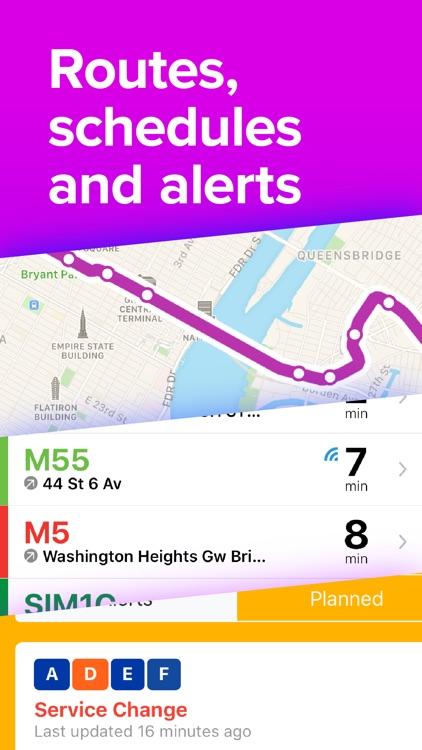Whiz • Transit Navigation screenshot-3