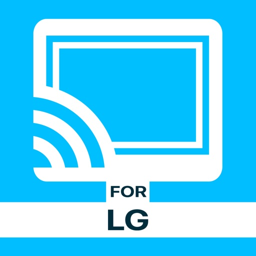 Video & TV Cast for LG TV icon
