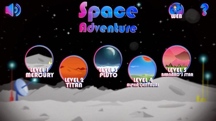 Raegan and RJs Space Adventure