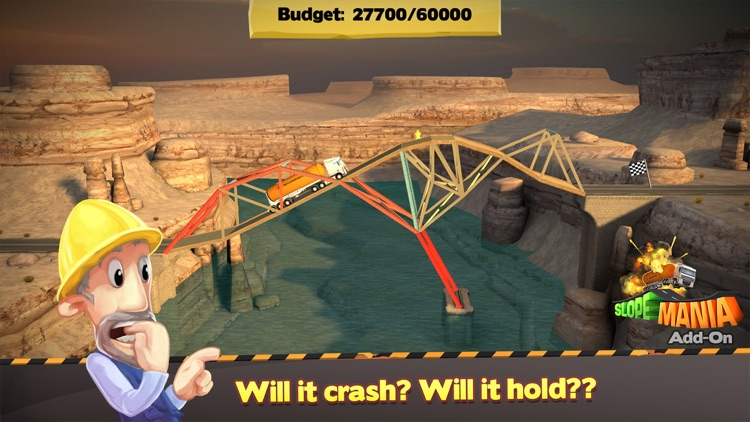 Bridge Constructor screenshot-2