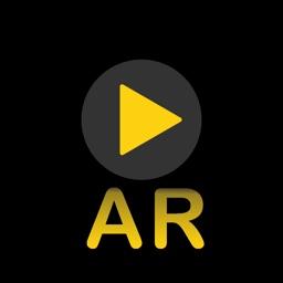 AR 视频播放器